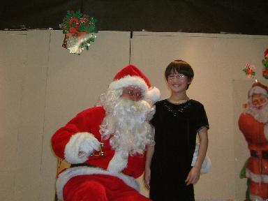 カンナサンタさんと12202007