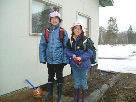 カンナとマヤ04102008