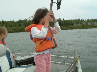 マヤ 釣り08192007