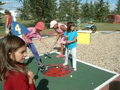 ミニゴルフ08192007