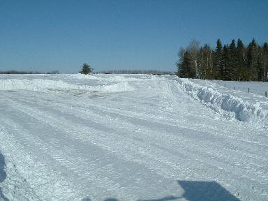 除雪後02252007
