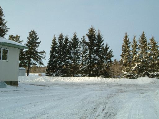 120720071家の脇除雪
