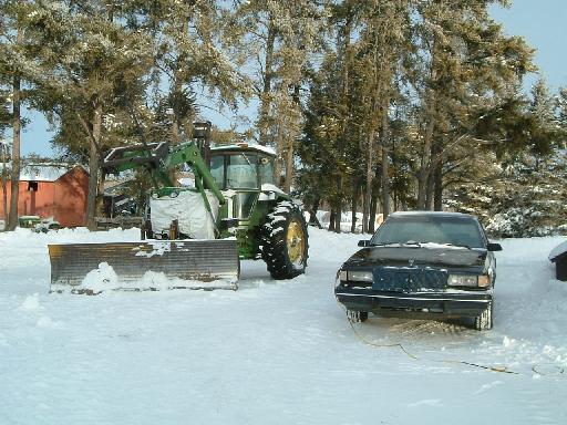 除雪用トラクター4430120720074