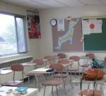 アメリカ 教室