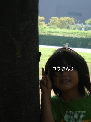 コウさん髪長いし!!!