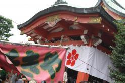 お祭り神社