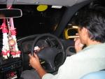 陽気な運転手