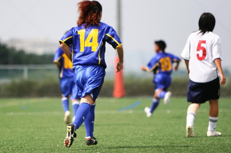 女子サッカー 078