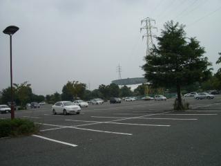 運動公園駐車場