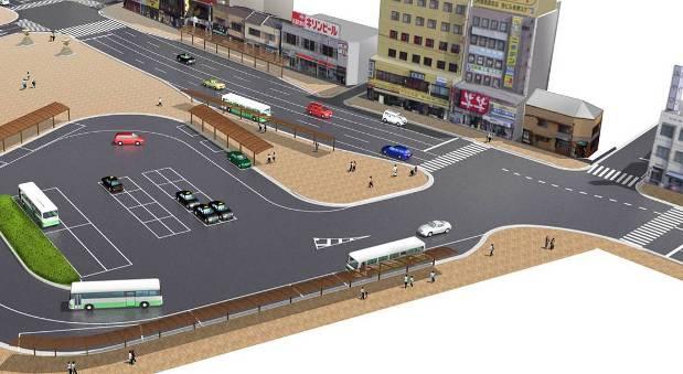 JR奈良駅東計画1