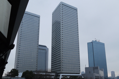 佐藤仁重写真展 ビル風景 P1070459