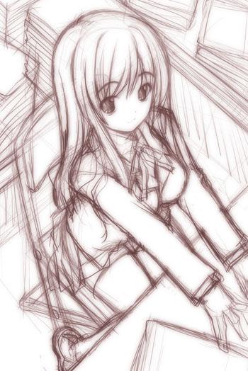 図書少女01