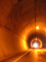 オレンジトンネル