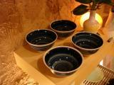 器名 「螺線 煌き茶碗」
