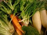 自家菜園のお野菜。