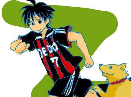 バッキーと犬