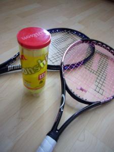 ハワイ テニス1