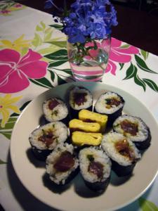 ハワイ 巻寿司