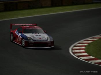 日産 フェアレディ Z コンセプト LMレースカー '02
