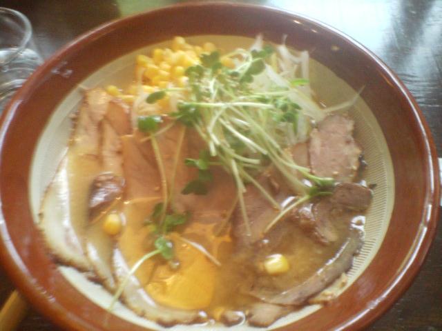あづまや 赤味噌叉焼
