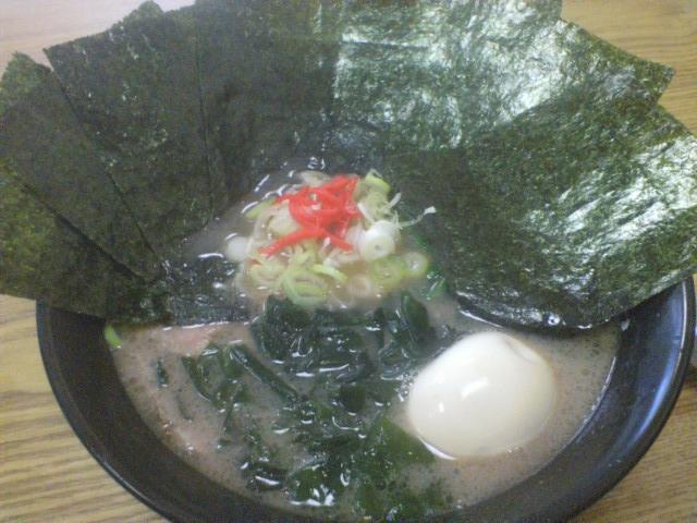 奥村屋 海苔煮卵