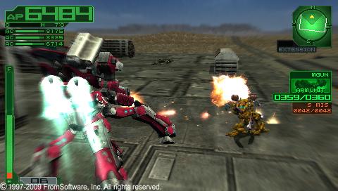 マルチプレイ_戦闘シーン02