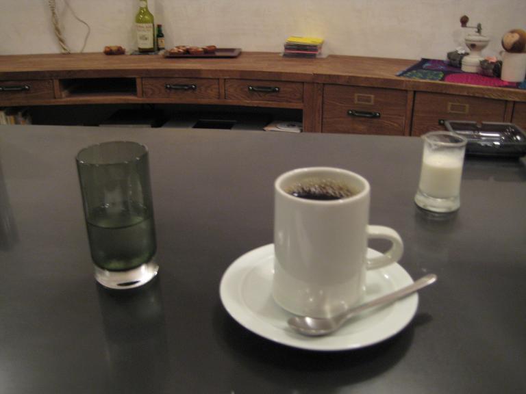 mole coffee