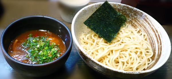 四川麻婆風つけ麺