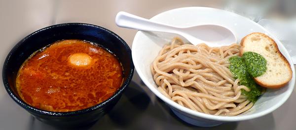 海老とまとつけ麺