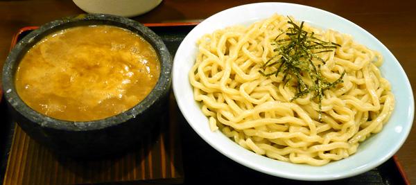 丸和つけ麺(大盛り)
