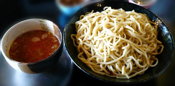 トマト坦々麺