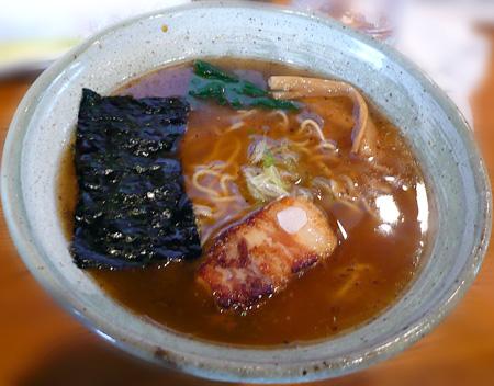 中華そば(醤油)