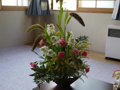 0904生け花