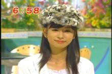 皆藤愛子 めざましテレビ(2)