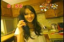 臼田あさ美 めざましテレビ(2)