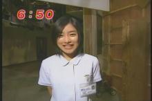 石原さとみ めざましテレビ(1)