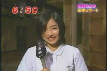 石原さとみ めざましテレビ(2)