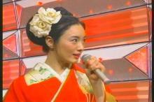 仲間由紀恵 第56回紅白歌合戦(1)