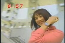 臼田あさ美 めざましテレビ(6)