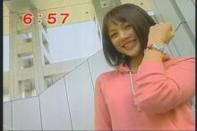 臼田あさ美 めざましテレビ(7)