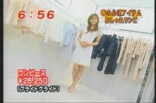 麗菜 めざましテレビ(6)