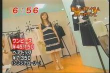 麗菜 めざましテレビ(8)