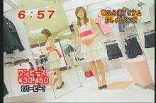 麗菜 めざましテレビ(9)