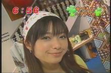 岡田茉奈 めざましテレビ(2)