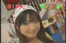 岡田茉奈 めざましテレビ(3)