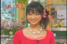 岡田茉奈 めざましテレビ(6)