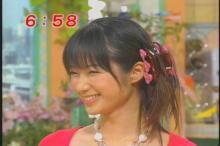 岡田茉奈 めざましテレビ(7)