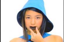 成海璃子 オレオCM(1)