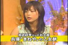 相武紗季 とんねるずのみなさん(3)