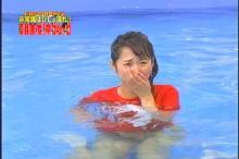 高島彩 FNS26時間テレビ(2)